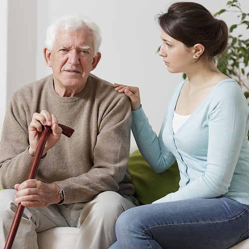 Yaşlı Bakıcı, Hasta Bakıcı